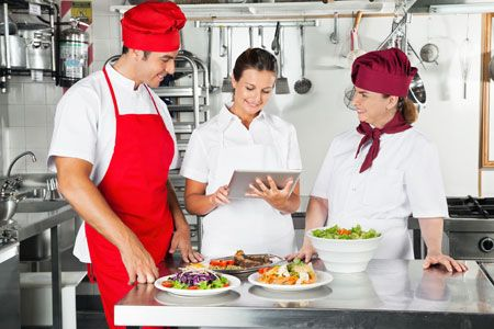 Commercial Kitchen Inspection Logs - Texas Restaurant Supply