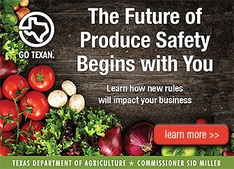 Future Of Produce Safety In Texas