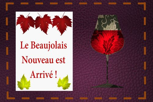Texas Restaurant Equipment - Beaujolais Nouveau For Your Patrons