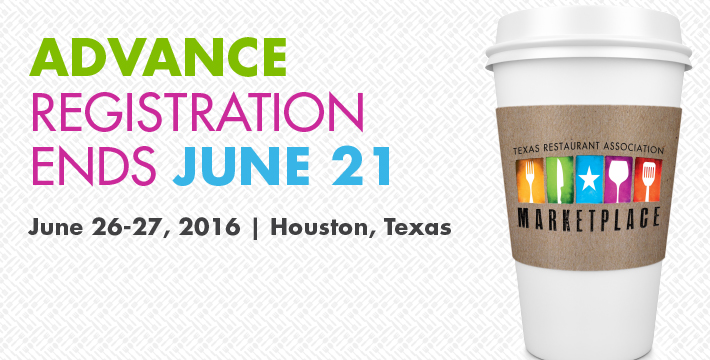 Texas Restaurant Equipment Invites You To Attend TRA Marketplace