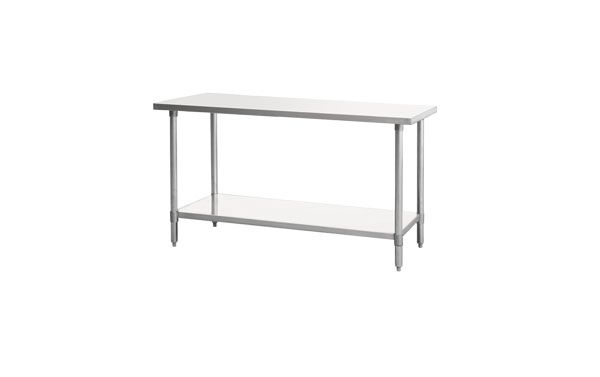 Awesome New Atosa 60 Inch Stainless Steel Work Table Pabps2019 Chair Design Images Pabps2019Com