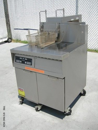 Stainless steel propane fish fryer