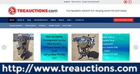 View our TREAuctions site
